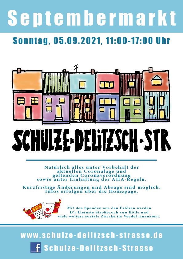 Septembermarkt SDS 2021